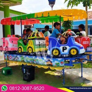 kategori kereta panggung robocar iiw