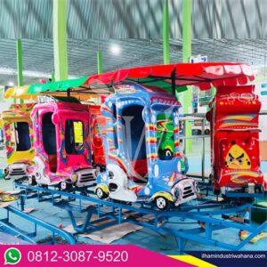 kategori kereta panggung truk iiw