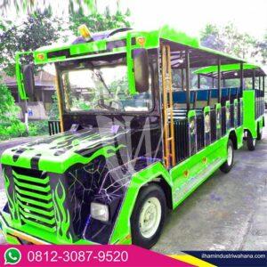 kategori produk kereta mini double gerbong kijang super 90an