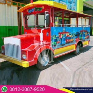 kategori produk kereta mini single gerbong panther 90an