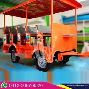 kategori produk kereta mini gerbong 4 roda