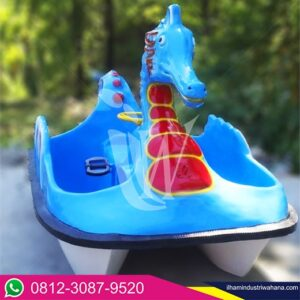 kategori produk kuda laut kayuh mini biru