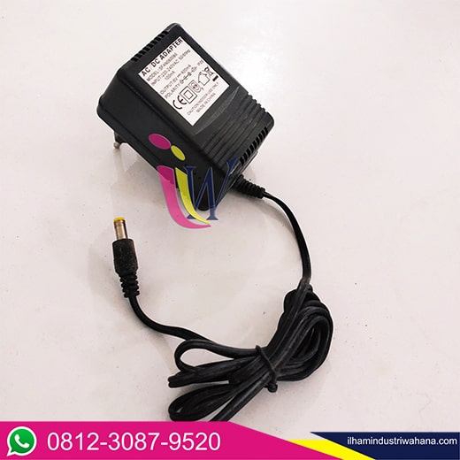 Charger Adaptor 6V 800mA Cas Aki Mobil Motor Remot